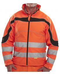 Hi-Vis Soft shell  Jacket