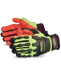 Clutch Gear® Impact Protection Oilfield Glove with Armortex® Palm